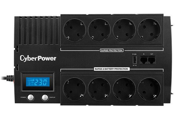 zasilacz awaryjny CyberPower UPS BR700ELCD-FR 700VA