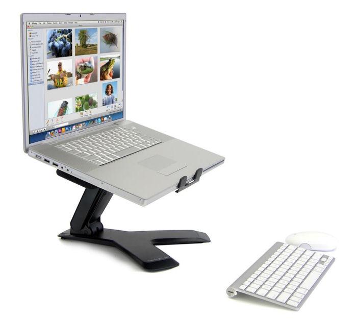 podstawka pod notebooka ergotron neo-flex notebook lift stand 33-334-085
